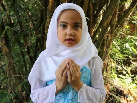 Doa Keluar WC Malika Syafarina Rustandi