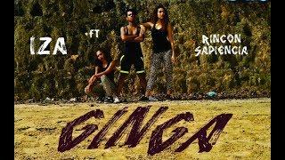 Baixar GINGA - IZA ft RINCON SAPIÊNCIA - COREOGRAFIA - Emy