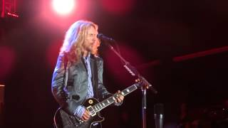 Styx St. Augustine May 23 2014 Live Front Row