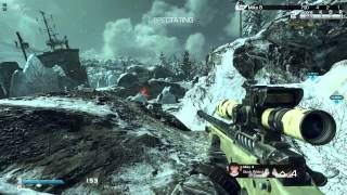 Call Of Duty: Ghosts (Search And Rescue) L115 Sniper - COD GHOSTS - XBOX ONE
