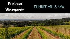 Wine Tasting In The DUNDEE HILLS, Oregon - Furioso Vineyards (Video)