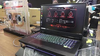 MSI GT76 Titan DT 9SG (ITA) gaming notebook con Nvidia RTX 2080 e Intel Core i9-9900K