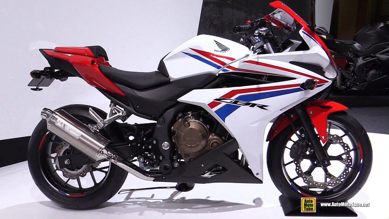 2016 Honda CBR400R CBR500RR