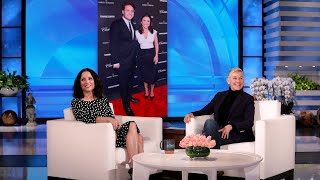 Why Julia Louis-Dreyfus Describes Filming Her New Movie as 'Crazytown'