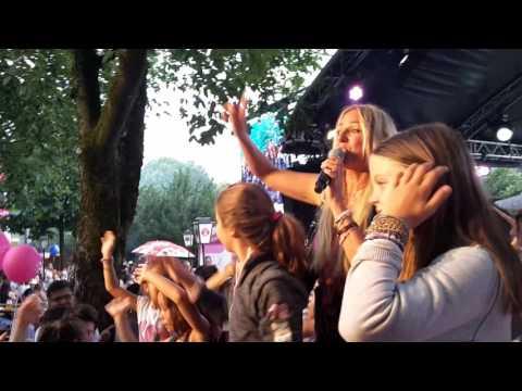 """Sommerfest Im Rosengarten   Loona """"summer Of Love"""""""