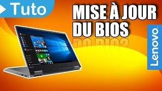 tUTO Flasher le BIOS d'un PC Lenovo (Lenovo Service Bridge)