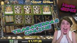 TRAGAPERRAS ONLINE - Ghost Slider -  Gano €2900 en Merkur Magic!!!