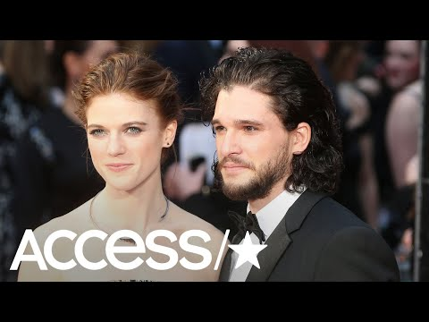 'Game Of Thrones': Rose Leslie Doesn't Want Any Spoilers From Fiancé Kit Harington! | Access