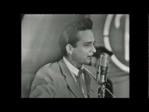 Johnny Cash (Live) - Guess Things Happen That Way