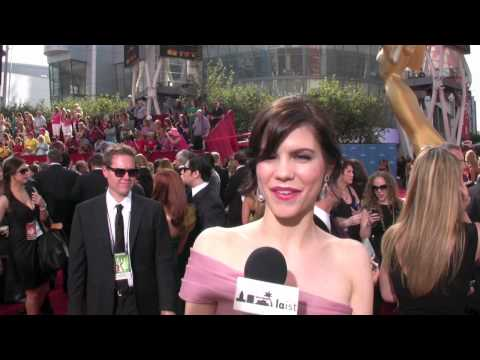 Mariana Klaveno aka Lorena from HBO's 'True Blood' on the red carpet of the 2010 Primetime Emmys