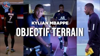 KYLIAN MBAPPE : ROAD TO RECOVERY