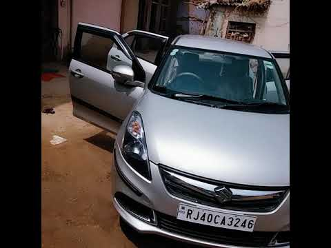 Dzire car  washing in house