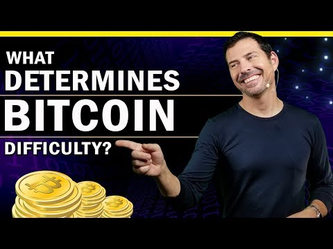 What Determines Bitcoin Difficulty Level? - George Levy