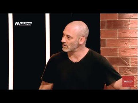 '' مجالنا نحن الممثلين فيه جانب آخر  ليس له علاقة بالتمثيل ''  أشرف برهوم  الباكستيج  22102017
