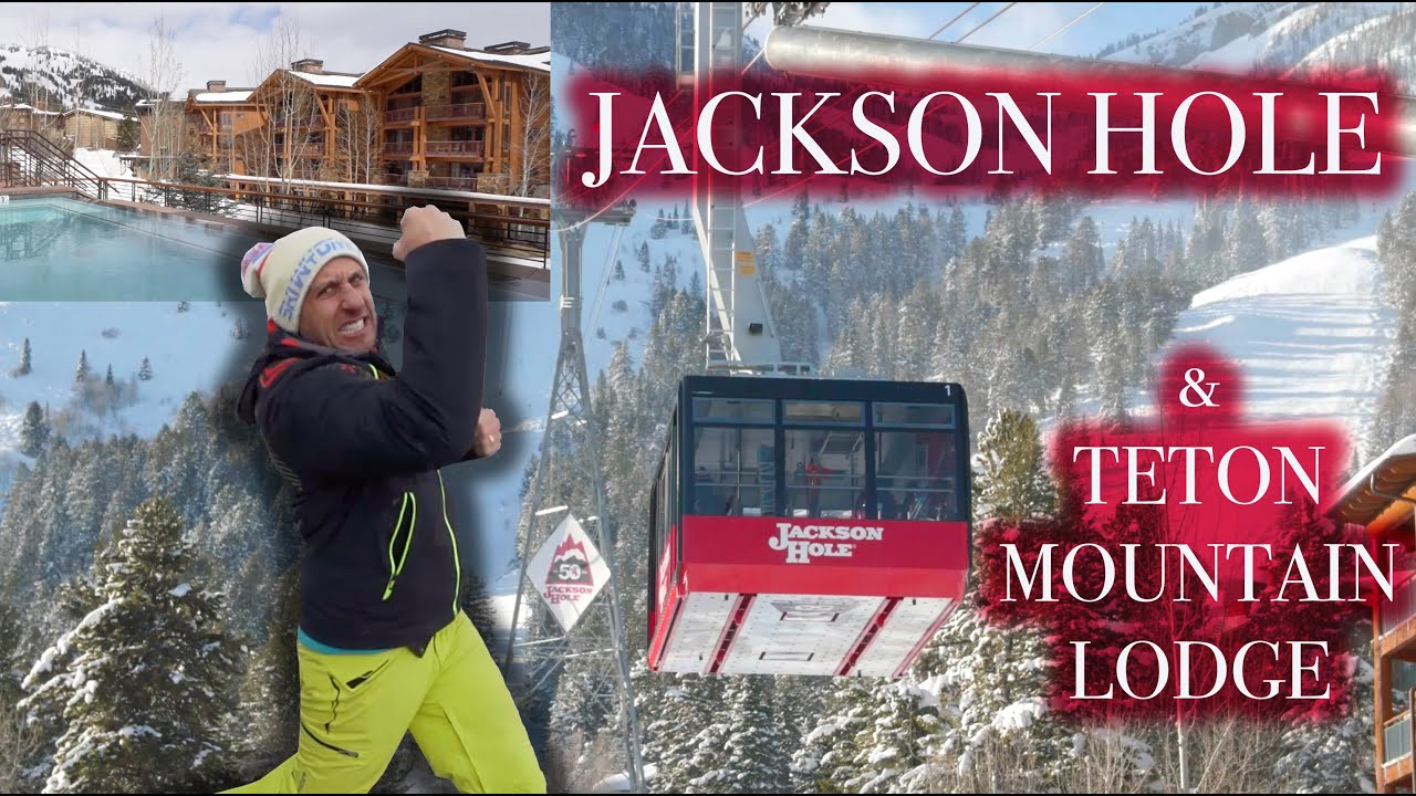 In addition, the facilities at the resort are highly rated by most previous guests. Best Jackson Hole Vacation Teton Mountain Lodge Jackson Hole Village Youtube