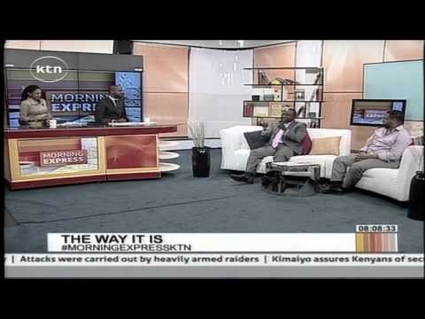 Morning Express: Insecurity and Saba Saba effects with Ambrose Weda and Hassan Omar Part 2