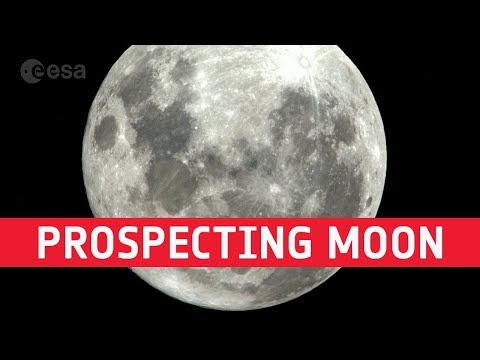Prospecting the Moon