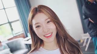 [中字] 청하 請夏 ChungHa - Love U MV 拍攝花絮1 /Making Flim 1