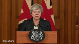 U.K.'s May Says 'Am I Going to See This Through? Yes'