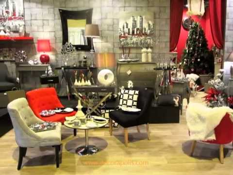 Muebles y art culos de decoraci n modernos feria intergift madrid sep 2013 amadeus 2 youtube - Amadeus decoracion ...