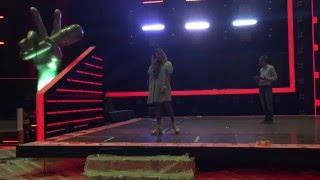 Регина Тодоренко голос  'Ноченька' (репетиция)