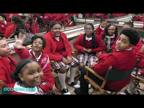 The Cardinal Shehan School Choir - Live Ocean City, MD New Years Day 2019