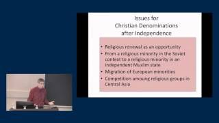 Between Religion and Ethnic Identity: Christian Movements in Contemporary Central Asia