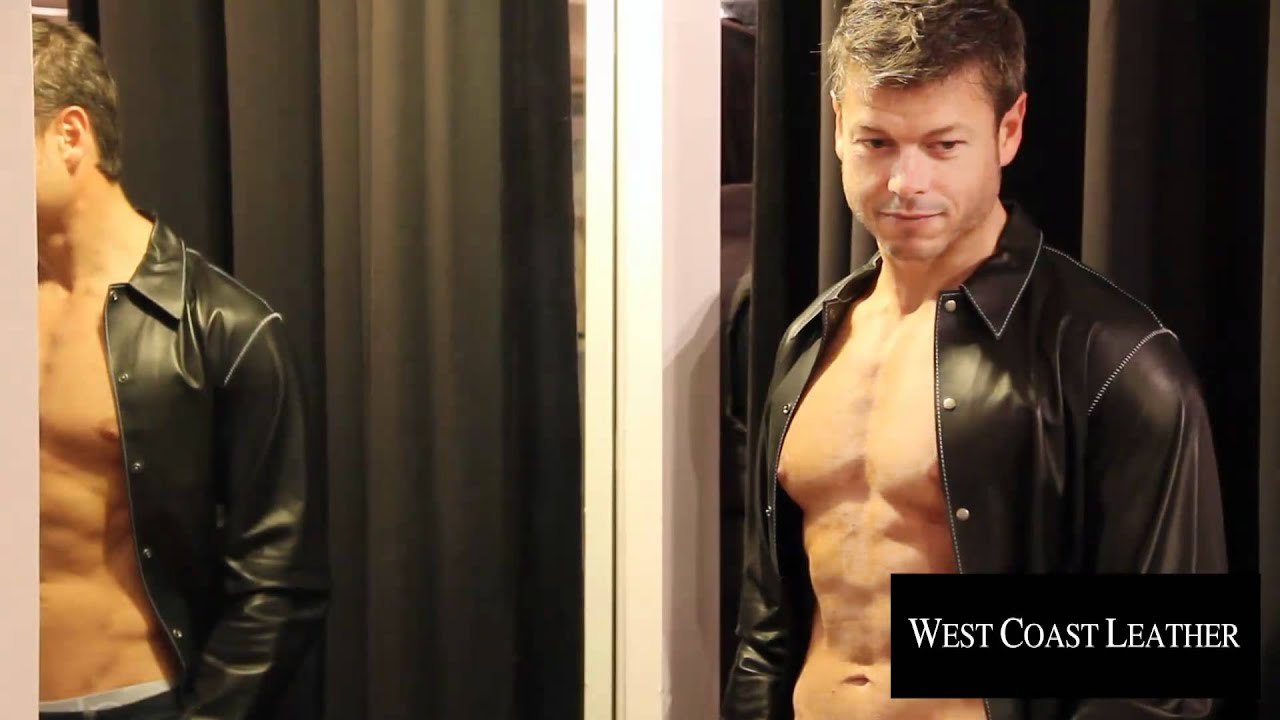 from Landon san francisco gay leather
