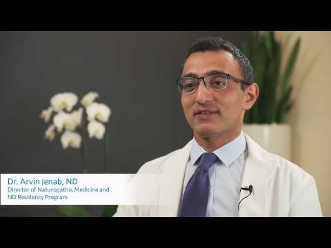 Naturopathic solutions with Dr. Arvin Jenab