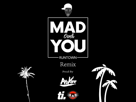 Runtown - Mad Over You (AyoKiff Remix) [Visual Video]