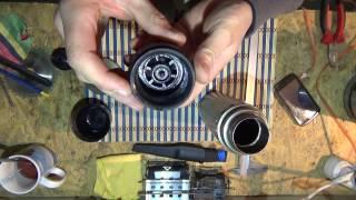 Что можно сделать из старого термоса. / What can be done from the old thermos.