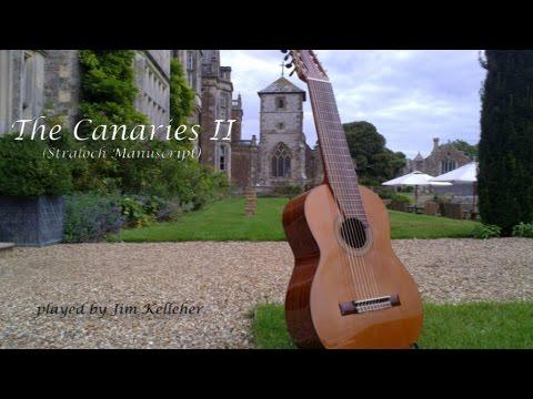 Canaries II - Scottish 17th Century lute music (Jim Kelleher)