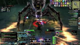 Rift Storm Legion, Unhallowed Boneforge Expert Dungeon - Riftstalker Tanking