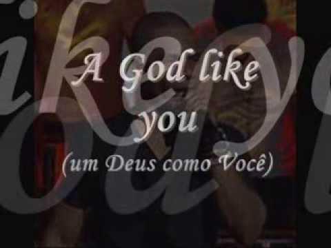 KIRK FRANKLIN   A God like You legendado em pt br