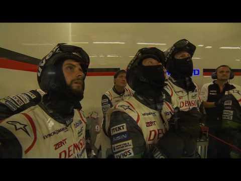 24 Heures du Mans 2017 - Toyota perd tout espoir de victoire