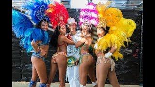 Samba Brasil Tanz Showact, presented by SUGAR OFFICE
