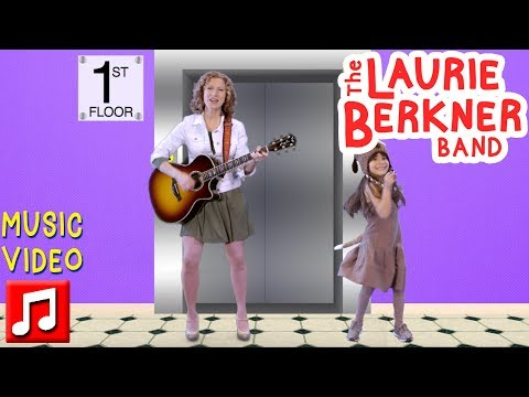 """""""Waiting For The Elevator"""" By The Laurie Berkner Band 