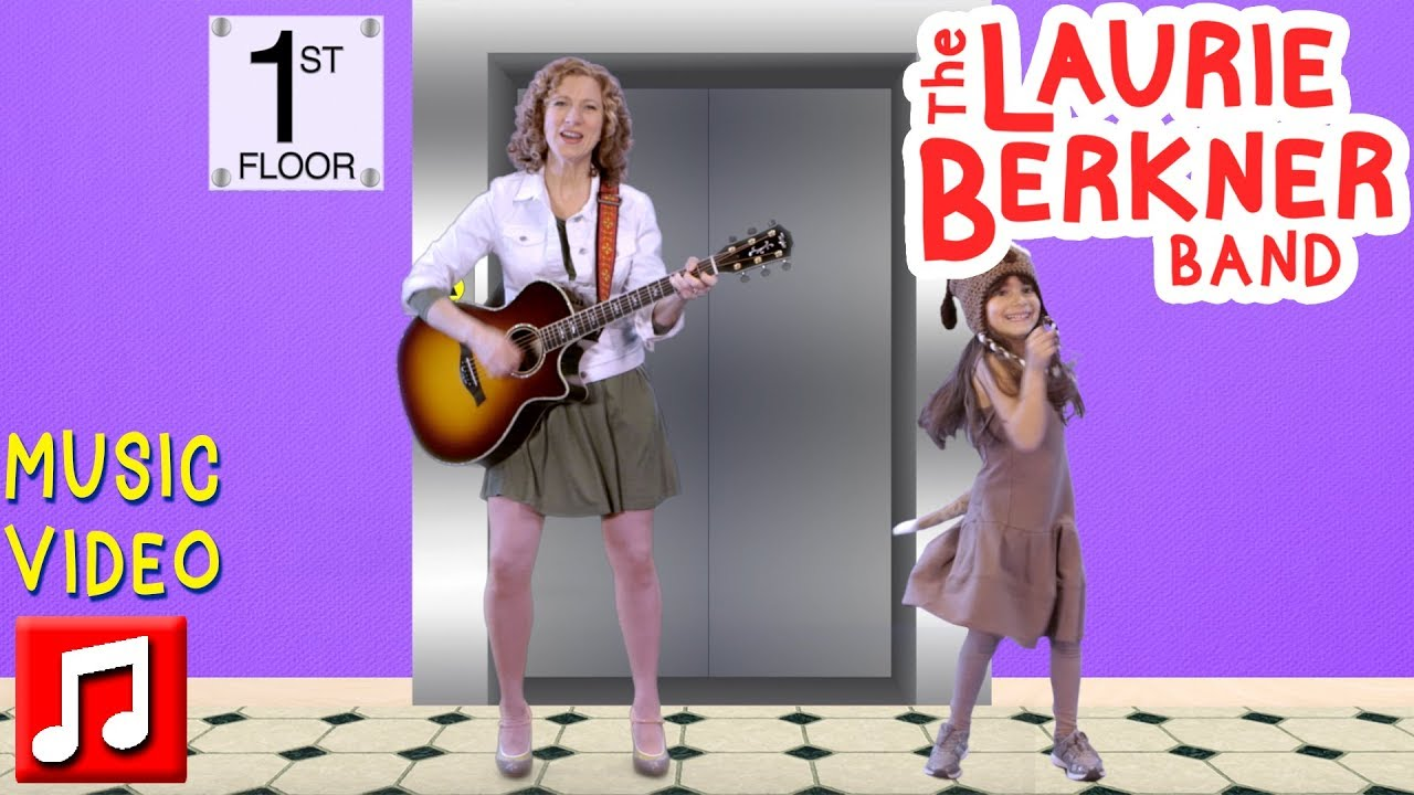 """Download """"Waiting for the Elevator"""" by The Laurie Berkner Band 
