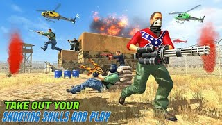 لعبة رماية بمنظور اول - العاب بندقية ثلاثية الابعاد غير متصل screenshot 5