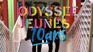 À l'École du Voyage - épisode 1 sur 4 - Websérie des 10 ans Odyssée Jeunes