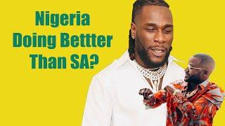 Nigeria Music vs South Africa Music