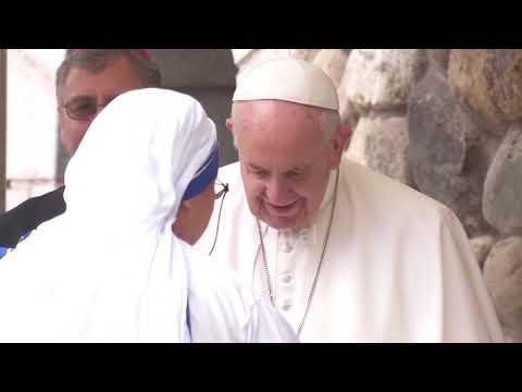 Papa Francesku vizite historike ne Shkup