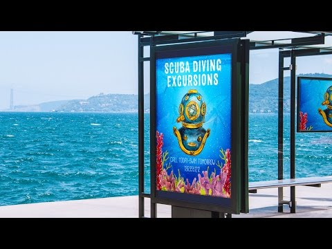 How to Design a Scuba Diving Event Poster: Photoshop Tutorial