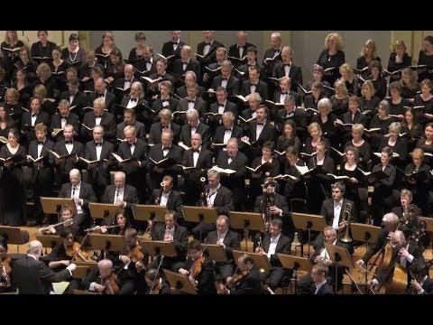 Symphonischer Chor Hamburg, Proben zur Schöpfung und Messiah