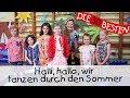 Halli, hallo, wir tanzen durch den Sommer - Singen, Tanzen und Bewegen    Kinderlieder