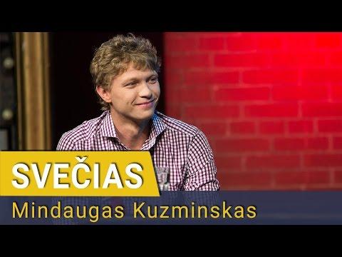 Lietuvoje turim boulingą ir televizorių – Mindaugas Kuzminskas | Laikykitės ten pokalbiai