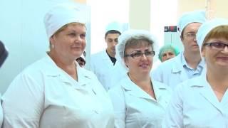 "Валерий Радаев посетил завод ""Алмаз"""