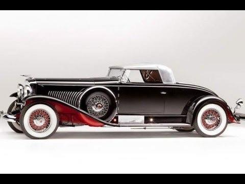 1931 Duesenberg Model J The Whittell Coupe SOLD $10,340,000!