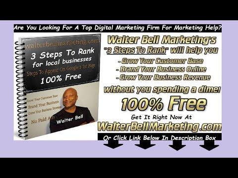 Need a top marketing expert in Lake Mary FL?-Free Marketing Help-WalterBellMarketing.com