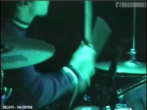 DELAYS - Valentine - Club Paradiso - 2004